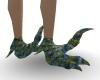 [ML]Blue & Green Lizard