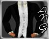 !A! Silver/Black Suit