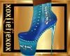 [L] SISTERS Aqua Boots F