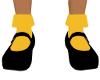 KidS-Black Shoes