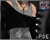 !P Black Sweater_Custom