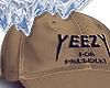 Yeezy + Tan Cap F