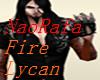 Fire Lycan Prego Furkini
