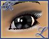 KL Dk Gray Eyes F