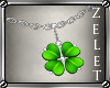 |LZ|Clover Necklace Ani