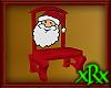 Santa Claus Chair poses