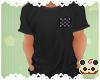 +Dots&Stripes Pocket Tee