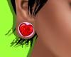 Heart Ear Plugs ❤