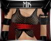 !Mk! Bat Top Red