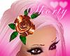 })i({ orange rose