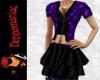 Cindy Jacket/Skirt PURPL