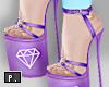 *P Blush Heels
