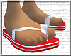 *CA* Red Flip Flop