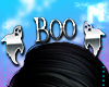 ♚ Boo Head Sign