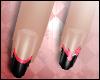 ® Pink Bow Nails