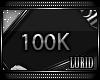 Lu* 100k Support Sticker