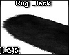 Rug Black *Alfombra