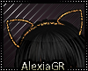 [A] Tiger Kitty Cat Ears