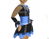 Cute Lolita dress (blue)