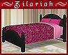 ZB~ Pink-Cheetah Bed
