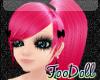 {FD} Hot Pink TOMOMI