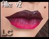 LC Allie v2 Ombre Pink