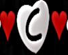 Valentine initial C