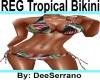 REG Tropical Bikini