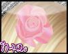 [N42o] Pink Hair Flower