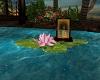 Luau Lily Pad Lamp