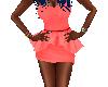 Rouge Flare Dress