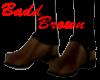 [BK-M] Brown Boots