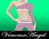 [VA]Purple BodySuit