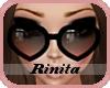 !Rini~Heart Glasses