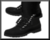 Male Hot Boots BLACK