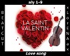 LOVE SONG aly 1-9