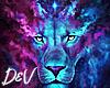 !D Galaxy Lion Pic
