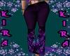 *K* Purple Flower Flares