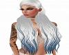 Sofia Platinum Blue