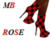 black and red heels V4