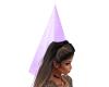 Lilac Princess Hat