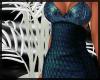 Blue Gala Dress