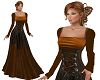 TF* Royal Copper Gown