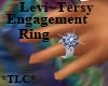 *TLC*Levi&TersyEngagRing