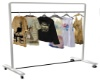Animated Clothes Rack...
