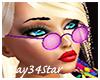 Hippie Trippy Glasses