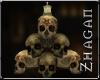 [Z] Skullz Pile + Candle