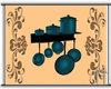 Tealicious Pots and Pans