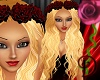 [D] Long Red Rose Louise