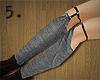 5. Hold-up Socks ~ Gry